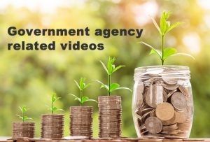 Government agency related videos